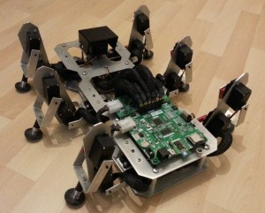 Hexapod Rev1