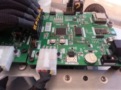 MotherBoard and Power Board integrated