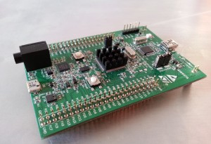 STM32F4 Discovery Board