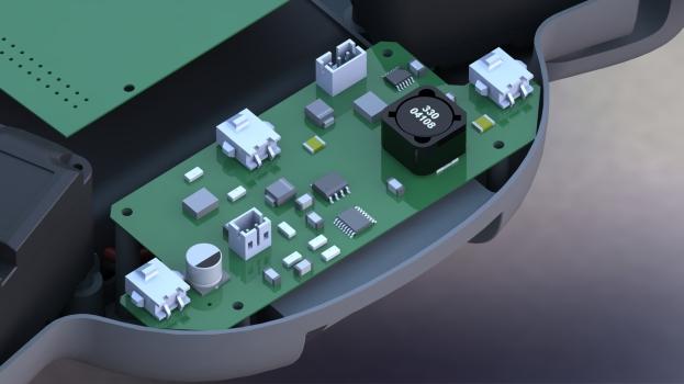 Li-Ion charger