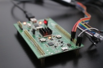 STM32F4 under programming