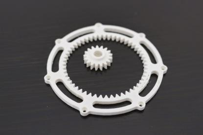 Head gears