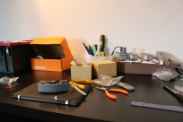 Workspace for assembly