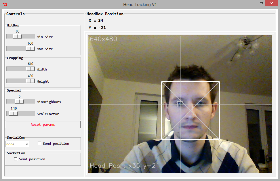 Simple Head Tracking with OpenCV | RobotShop Community