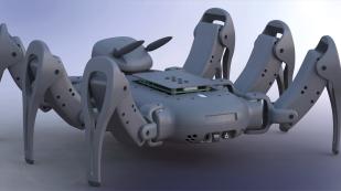 Animabot Render 7